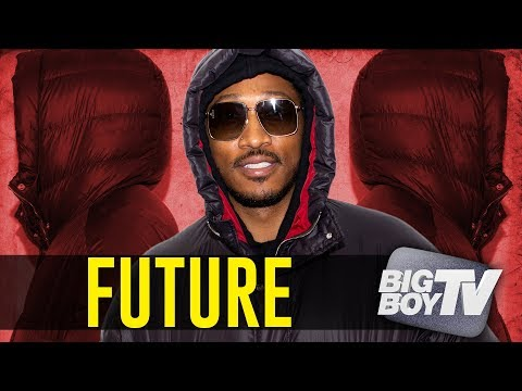 Future on Hndrxx Presents: The WIZRD, Finding Love & A Lot M