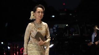 Myanmar Junta Starts Suu Kyi's Trial
