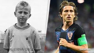 La desgarradora vida de Luka Modric.