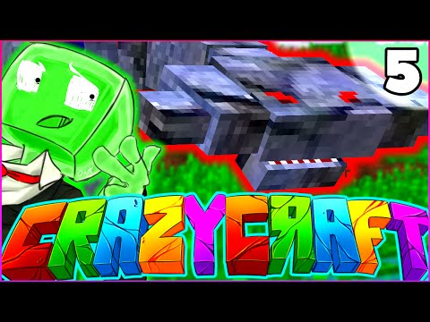 Minecraft CRAZY CRAFT 3.0 SMP -