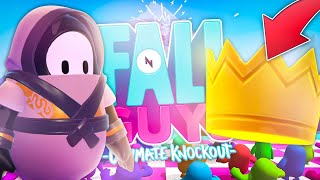 I GET MY FIRST CROWN! FALL GUYS : ULTIMATE KNOCKOUT! [Gameplay]