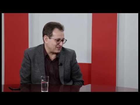 """Актуальне інтерв'ю. Богдан Струтинський. """"Карпатський простір - 2019"""""""