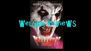 Welshy Reviews: Killjoy 2