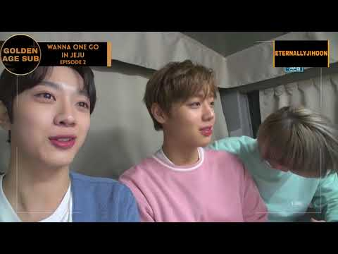 [ENG SUB] 180406 Wanna One Go in Jeju - ep 2