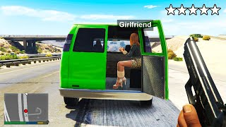 My GIRLFRIEND got KIDNAPPED In GTA 5