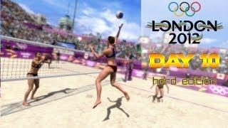[TTB] London 2012 Olympics Playthrough Commentary - Hard Edition! Day 10