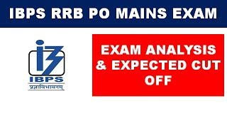 Exam Analysis and Expected Cut off of IBPS RRB OFFICER Scale-1 Exam 2017 2017 Video