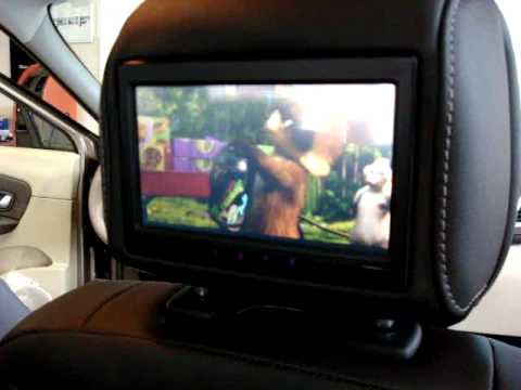 renault scenic 3 vid o appuis t tes youtube. Black Bedroom Furniture Sets. Home Design Ideas
