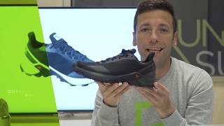 Salomon AlphaCross GTX: Zapatillas trekking para zonas húmedas