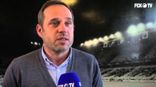 CV glad for ny aftale: Toutouh er fremtidens mand | fcktv.dk