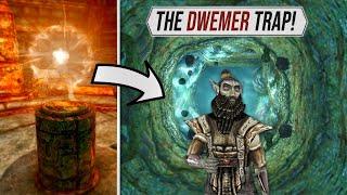Skyrim: Funny Moments : Secret Surprise!