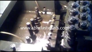 Nut Making Machine - Nut Former , écrou faisant la machine, Máquina para hacer nueces