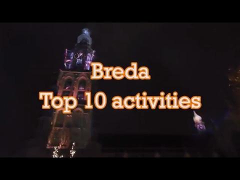 Top 10 activities in Breda
