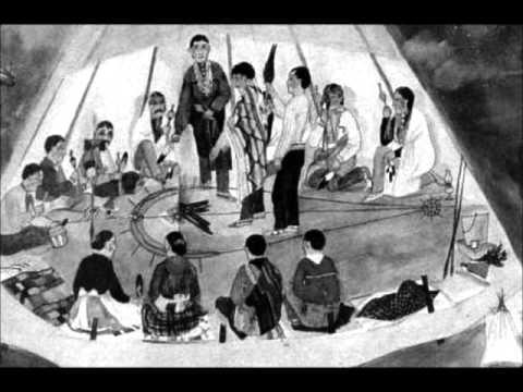 Peyote Song Chants