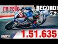 IL MIO GIRO RECORD AL MUGELLO - MOTO VLOG NATIONAL PARTE 1