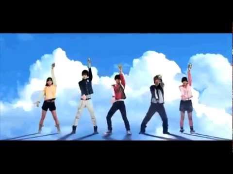 Power Rangers Megaforce Theme Song