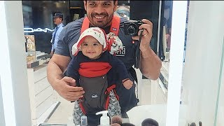Dad and Daughter goes Shopping and meet Sahil Khan | Flying beast