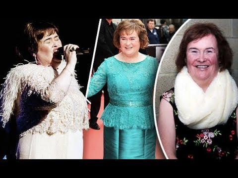 Susan Boyle Weight Loss Britain S Got Talent Star S Slim Figure How She Lost Two Stone