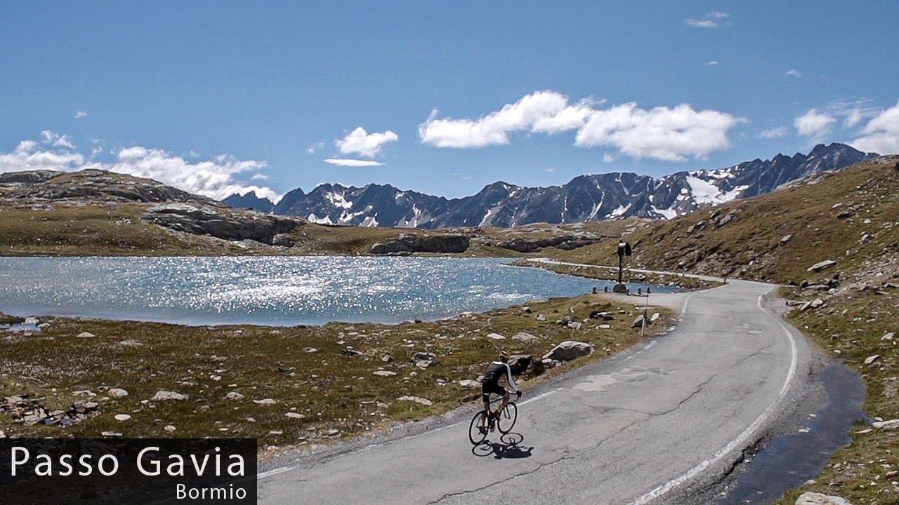Passo Gavia Bormio Cycling Inspiration Education YouTube