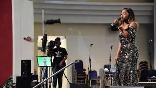 DSC 8232 Asanda Jezile Worship Explosion Ensemble UK 2017