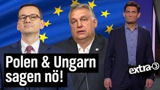 Ungarn und Polen vs. EU