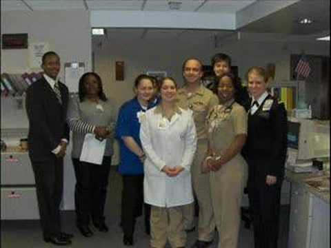 National Naval Medical Center Nurses