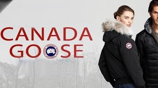Canada Goose uses real fur!
