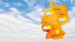 Wetter: An der Nordsee kühl, im Süden reichlich Sonne (15.07.2019)