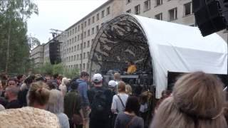 Erobique @ HER DAMIT Festival Prora Rügen 2016