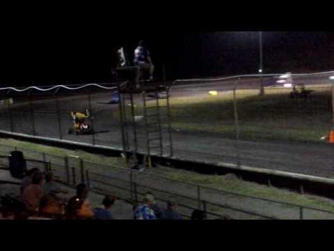 Gulf Coast Speedway restrictor heat 5-27-17