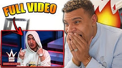 "Reacting to RiceGum ""Bitcoin"" OFFICIAL MUSIC VIDEO (Bhad Bhabie Diss)"