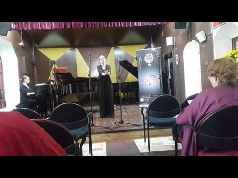 Donizetti. Maria's aria. From la fille du régiment. Galina Benevich