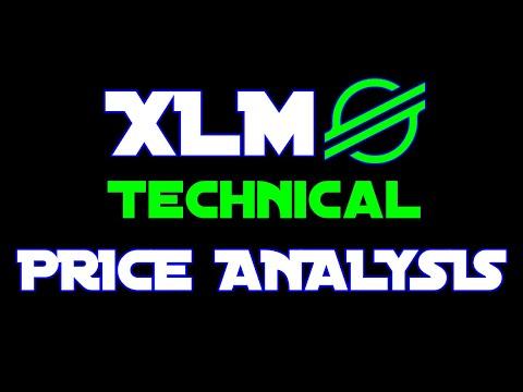 Crypto Markets Update & Stellar Lumens XLMUSD Price & Technical Analysis 3/13/21