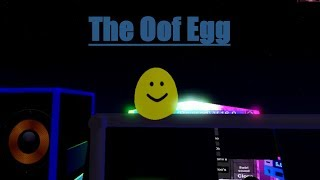 The Oof Egg (A Roblox Animation)