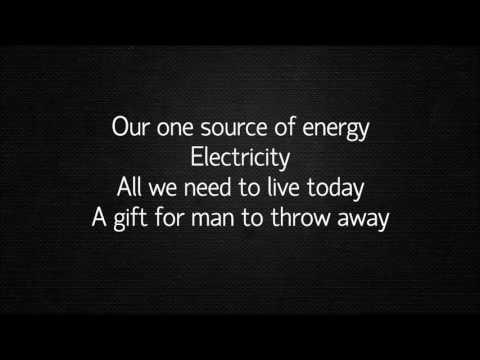 OMD - Electricity (Lyrics)