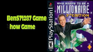 Who Wants To Be A Millionaire 3rd Edition PS1 Game 8