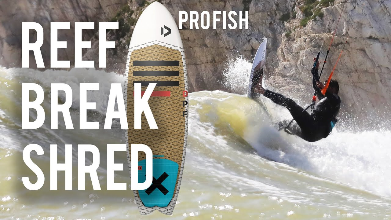 Strapless REEF BREAK session!! - Court In The Act Ep.109