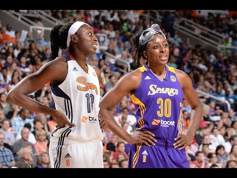 WNBA Revealed: Nneka and Chiney  Ogwumike Part 2