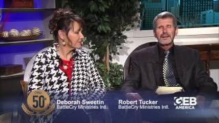 Deborah Sweetin and Robert Tucker - ORU 50th Anniversary