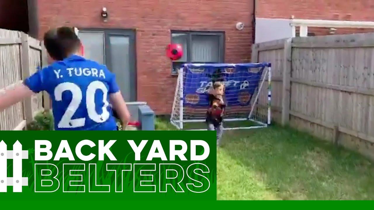 #BackYardBelters: Jamie Vardy vs. Tottenham - YouTube