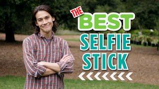 A Better Kind of Selfie Stick: