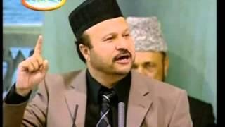 Ahmadi Muslim strong faith and strong words