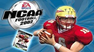 NCAA Football 2002 - (PS2) -1080p HD - Florida St at Miami Hurricanes | Nail Biter!