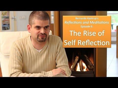 Reflections and Meditations, episode 6: The Rise of Self Reflection (Bernardo Kastrup)