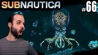 Subnautica #66 | ARAÑA ALIEN!!! | Gameplay Español