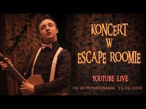 Koncert w ESCAPE ROOMIE!