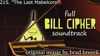 Full Bill Cipher Soundtrack From Gravity Falls OST