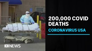 USA approaches 200,000 deaths from COVID-19 | ABC News