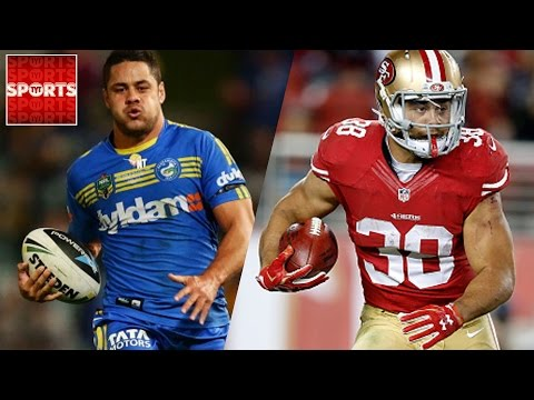 Rugby Star JARRYD HAYNE Is About To Make It To The NFL!