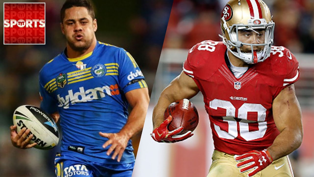 Rugby Star JARRYD HAYNE Is About To Make It The NFL
